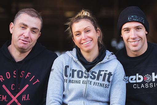 Équipe CrossFit Hostilius